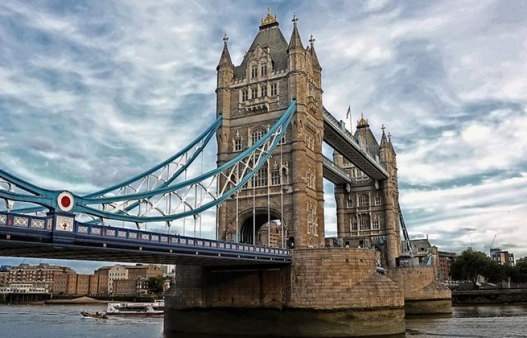 Hoofdfoto bij reisverhaal 'Eurostar naar Londen en terug!'