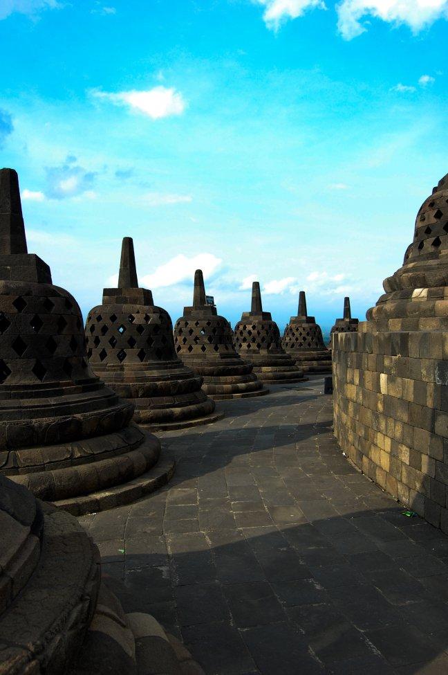 De Borobudur (Barabudhur)