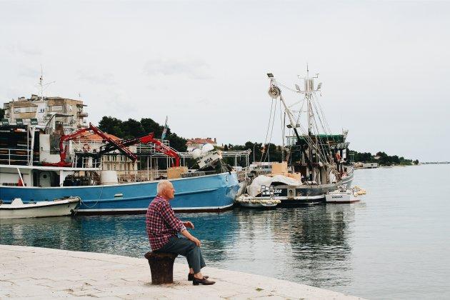 Zadar is een heerlijk studenten stadje met een centrale ligging
