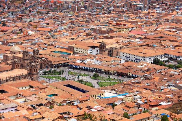 Historische stad Cusco