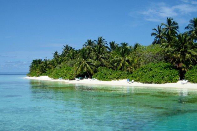 """Heerlijk """"nietsdoen"""" op de Malediven.."""