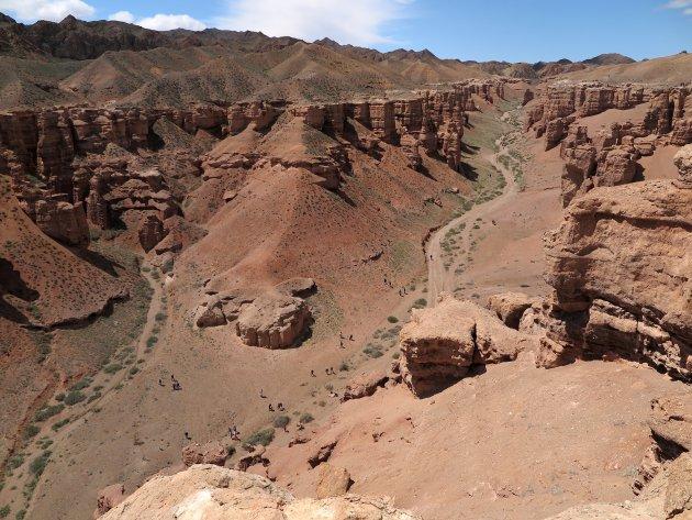 Charyn Canyon N.P.