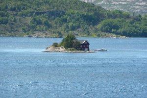Wonen in de Noorse wateren