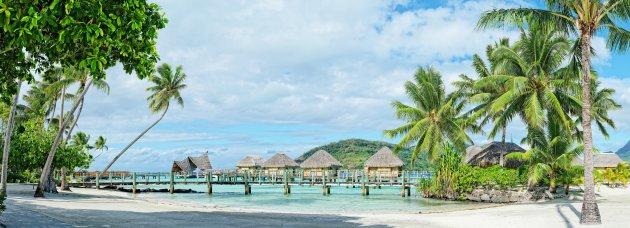 Als het paradijs bestaat dan is het op Bora Bora
