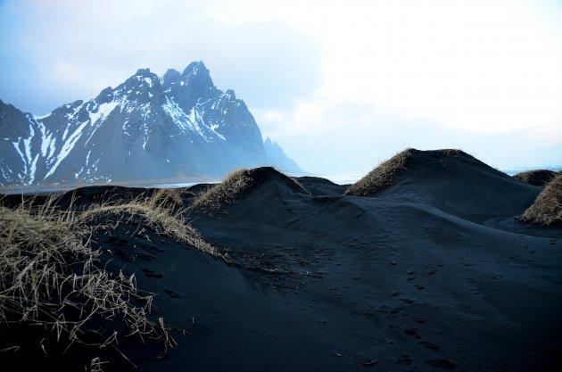 Stokksnes - Black beach
