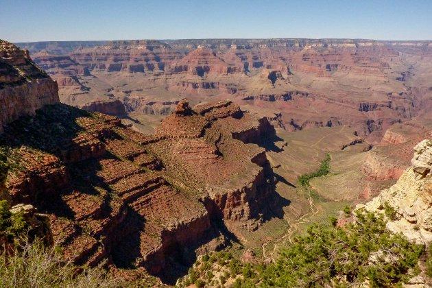 De overweldigende Grand Canyon
