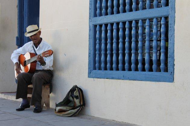 Cubaanse gitarist