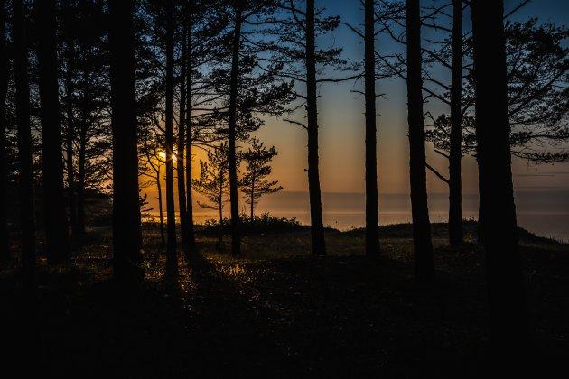 De Baltische kust is zo mooi..