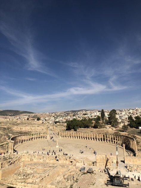 De parel van Jerash