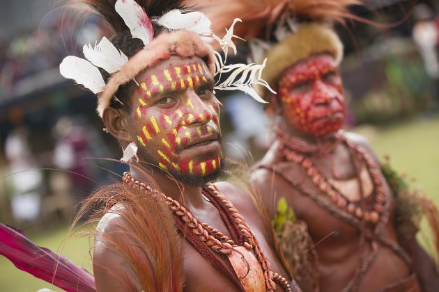 Enga Festival Wabag Papua New Guinea