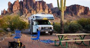 Waarom reizen met een camper in de USA leuker is dan met een auto