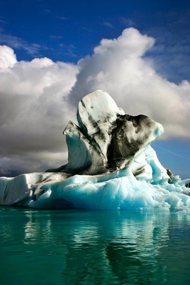 Het mooiste meer van IJsland