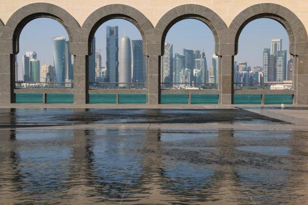 oude en nieuwe cultuur in Doha
