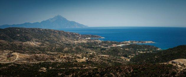 Op reis door Griekenland