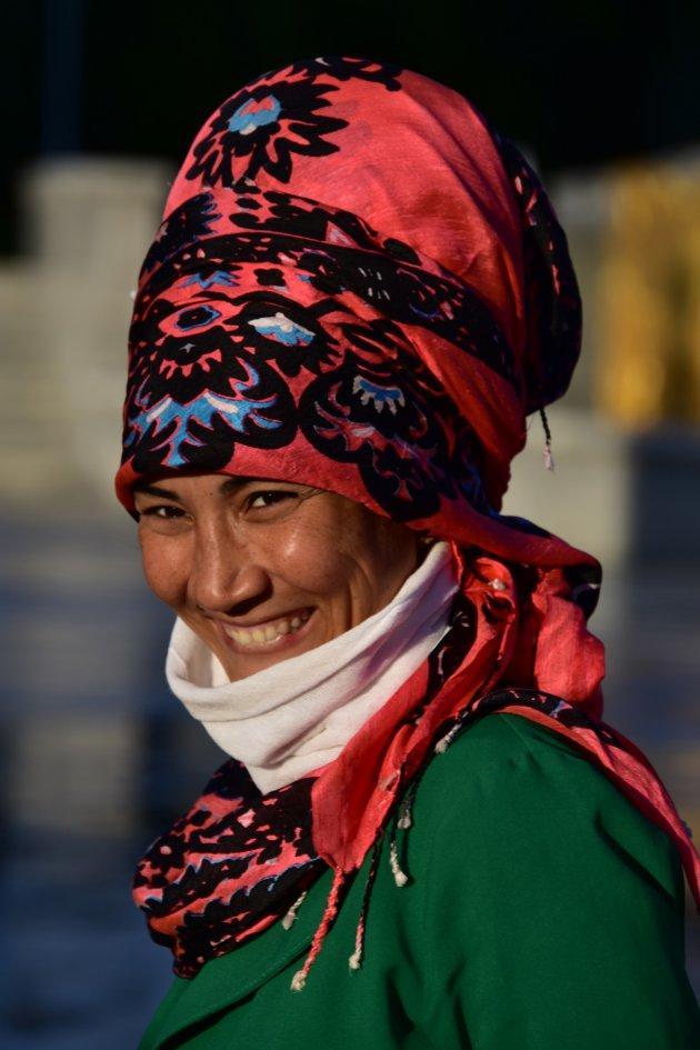 De assepoesters van Ashgabat