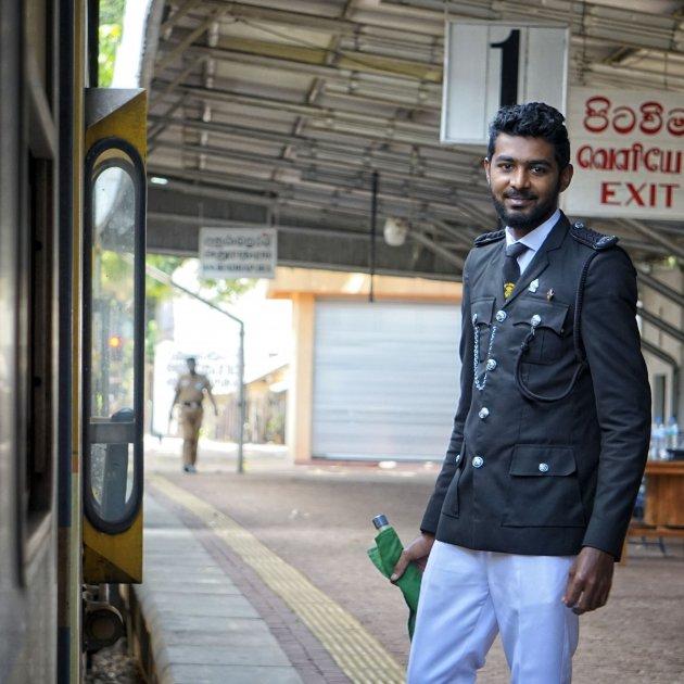 Conducteur Sri Lanka
