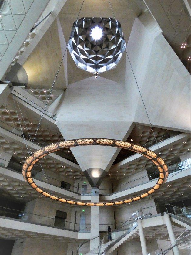 Museum voor Islamitische Kunst (interieur)