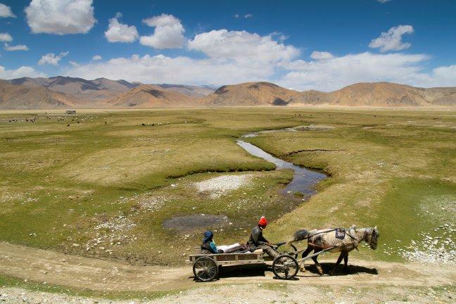 Dwars door Tibet
