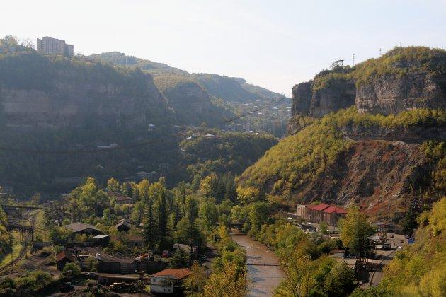 Tsjiatoera, Georgië