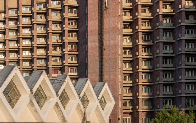 Architectuur Kazachstan