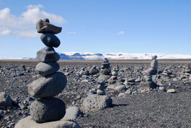 Onderweg in IJsland