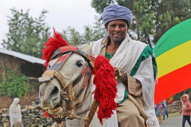 Activist 'One Ethiopia - One people'