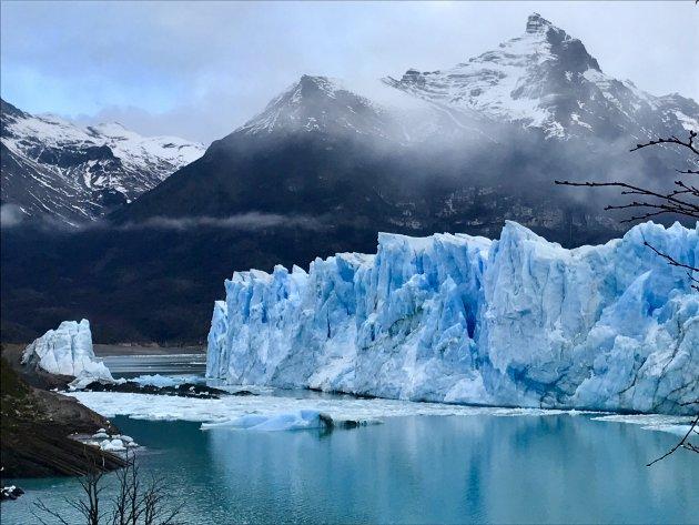 Beautiful gletsjer, must see
