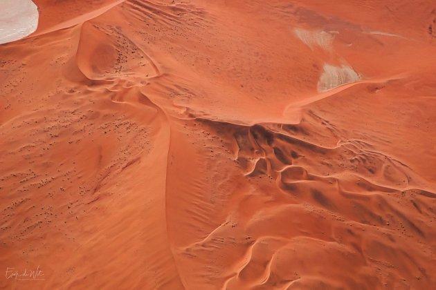 Kunst vanuit de lucht..