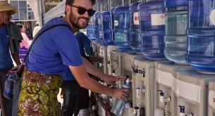 Water filteren op reis