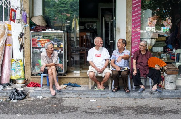 Het Relaxte Hanoi