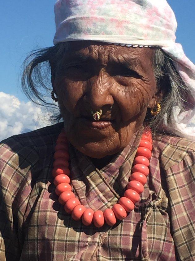 Leven op het platte land van Nepal.