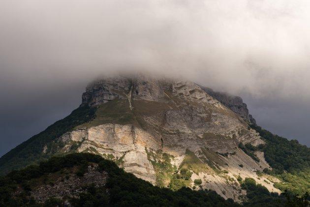 Het weer in de Pyreneeën