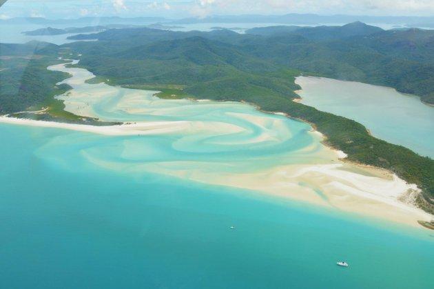 Hill inlet, Whitsunday Islands Australië