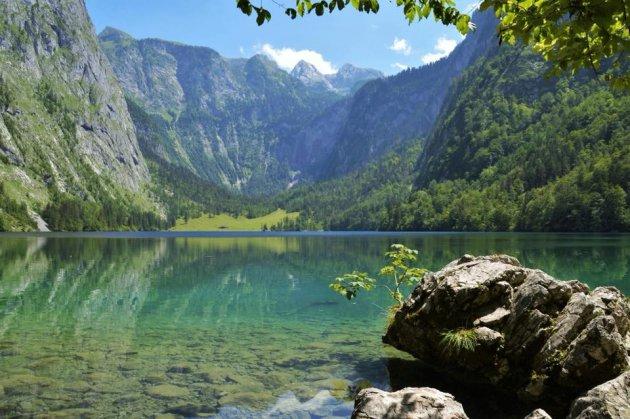 Berchtesgaden NP, Duitsland