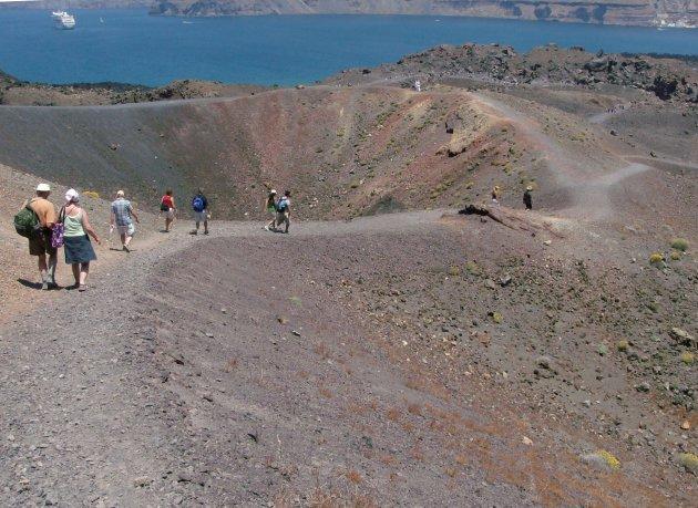 Vulkanisch wandelen