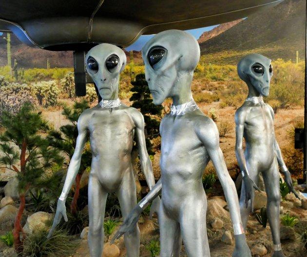 Alienmuseum in Roswell