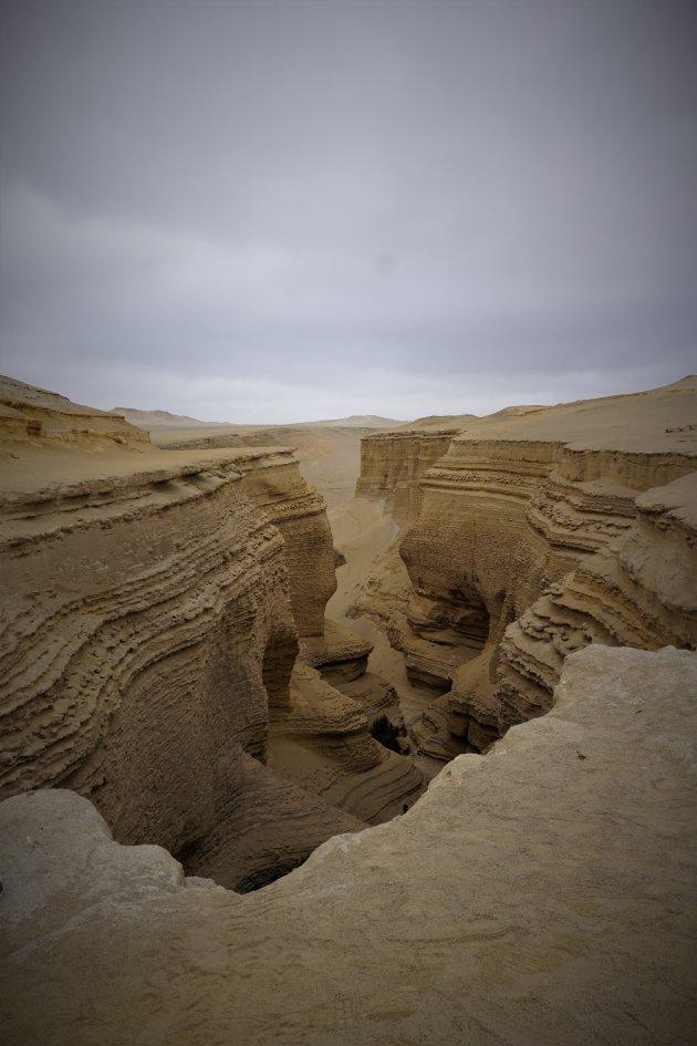 Canyon de los perdidos