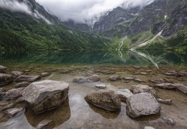 Ontdek het grootste meer van Polen