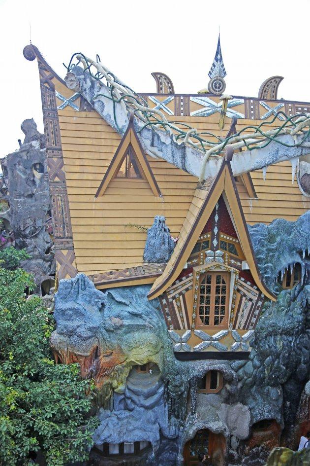 Villa Hang Nga (Biet Thu Hang Nga)