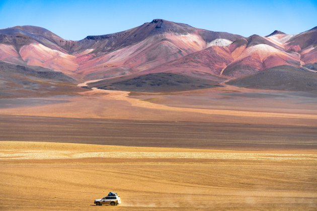 On top of Europe in Bolivia