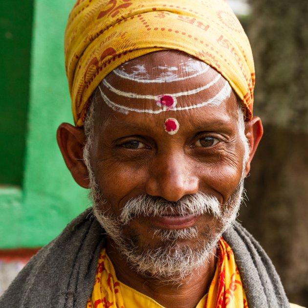 portret nepalees