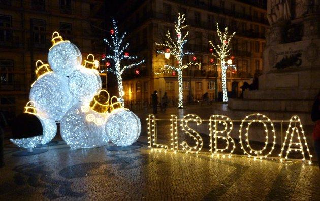Kerst in Lissabon