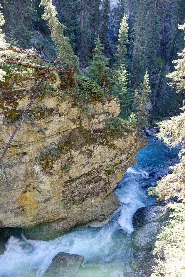 Johnston Canyon - Bannf NP - Rocky Mountains