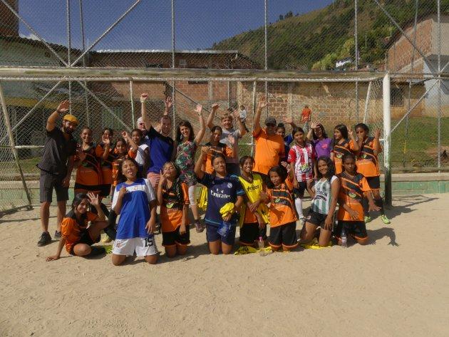 Voetbal in de armoede
