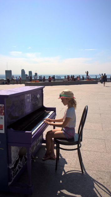 Montreal, een stad vol muziek en kleur