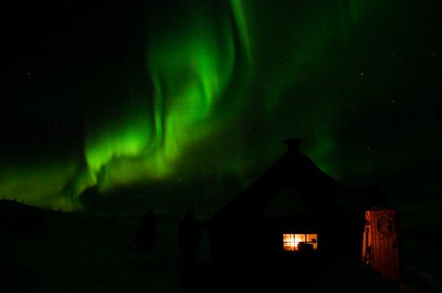 De beste manier om Noorderlicht te spotten