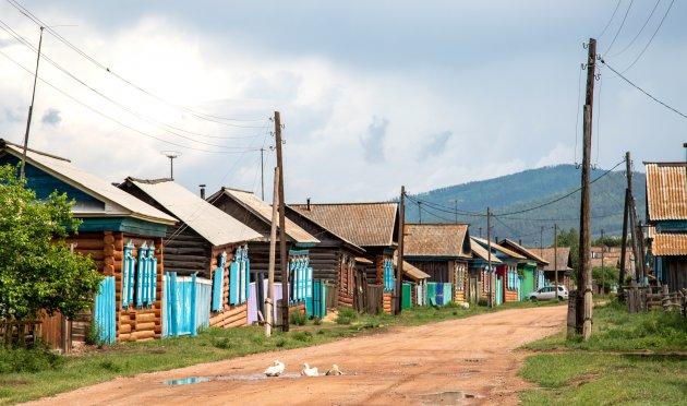 Houten huizen en hun verval