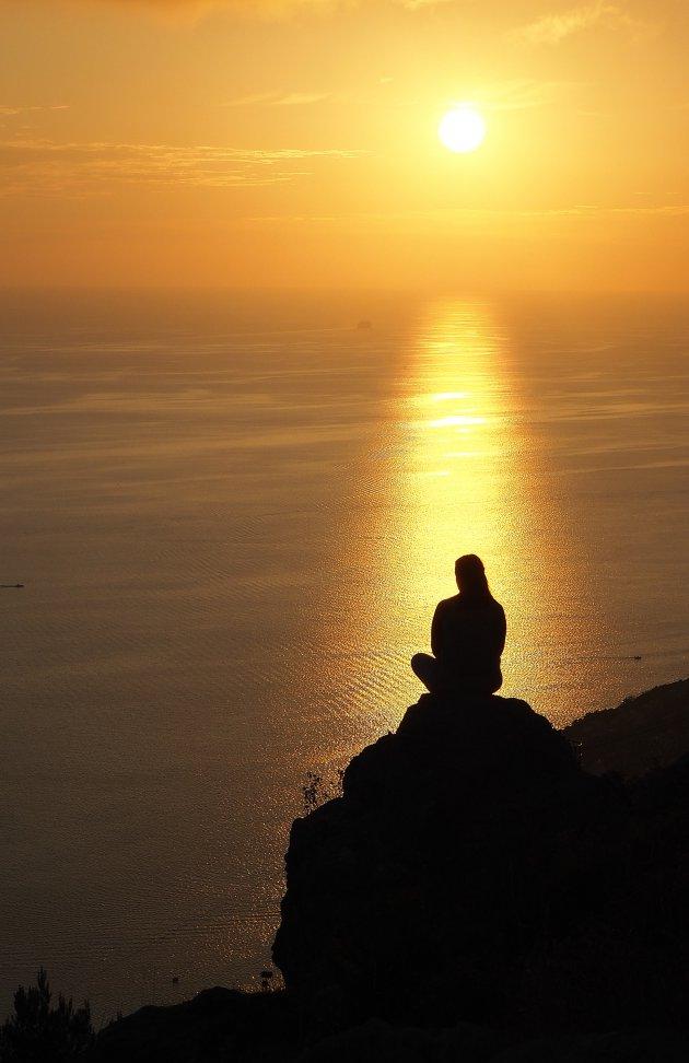 Zen-momentje
