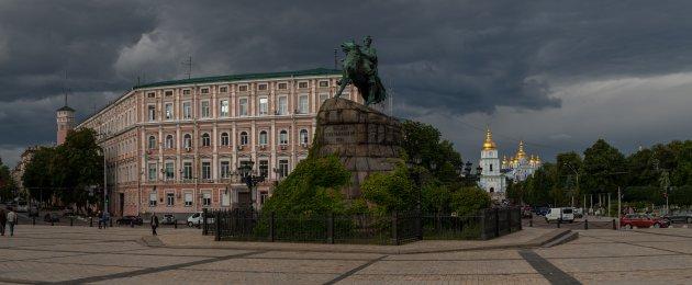 Kiev is nog zo puur