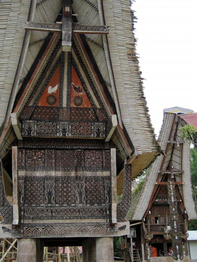 Alang en Tongkonan